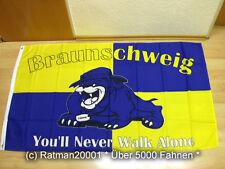 Bandiere BANDIERA Braunschweig Bulldog fan - 90 x 150 cm