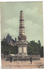 70 - cartolina - VESOUL - La colonna Mobile
