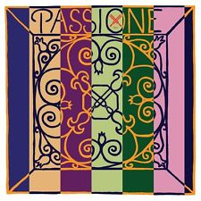 NEW Pirastro Passione  Violin 4/4 Strings Set Loop End E