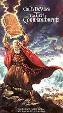 The Ten Commandments (VHS, 1998)