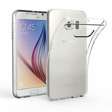 HTC 10 Pro Hülle Ultra Slim Silikon Handy Case Cover Schutz Tasche Schutzhülle T