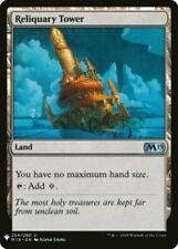 MTG magic cards 1x NM, English Reliquary Tower Mystery Booster