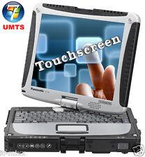 Panasonic Toughbook ➤ CF-19 10,1Zoll Core 2Duo  1,06Ghz 2,5GB 80gb ➤ XP RS➤ 232