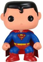 Superman Funk Pop/ Dc Universe/ #07/ With No Box