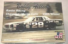 Bobby Allison #28 Chevy Monte Carlo Stock Car 1:25 model racecar kit new  000008A6