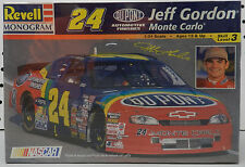 DUPONT 24 GMAC PAINT RAINBOW JEFF GORDON 1997 CHEVY MONTE CARLO REVELL MODEL KIT
