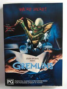 Gremlins (1984, Region 4 DVD, Zach Galligan, Phoebe Cates)