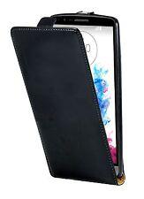 LG G3 - Housse étui de protection à clapet ultra fin - Noir