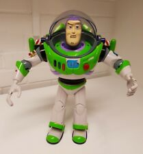 "Toy Story 12"" Talking Buzz Lightyear figure - (Well-Played) #B"