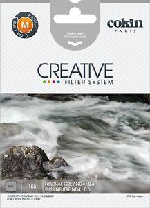 Cokin P153 Neutral Grey ND4 0.6 Gradual Filter