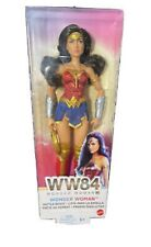 Ww84 Wonder Woman Dc Battle Ready Action Figure Doll 12 Inch Mattel New In Box