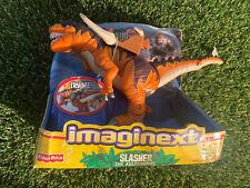 imaginext Slasher Allosaurus dinosaur playset fisher-price New Sealed Htf G8748