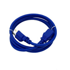 Blue 6FT Color AC Power Cord for ION Block Rocker iPA76C iPA76A iPA76S Tailgater