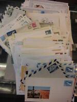 Sammlung Posten Israel ca 375 Briefe Belege Ganzsachen Souvenir Leaf usw (40015)