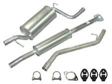 Auspuffanlage ab Kat Mazda 3 (BK) 1.4 & 1.6 Auspuff