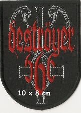 Destroyer 666 - patch - FREE SHIPPING