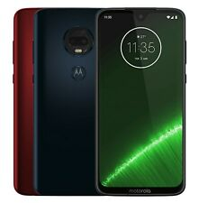 "Motorola Moto G7 Plus XT1965-2 Dual (FACTORY UNLOCKED) 6.2"" 64GB 4GB RAM"