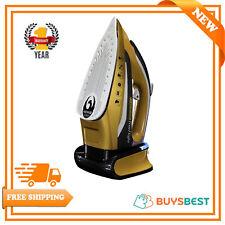 JML Phoenix Gold Freeflight Ceramic Plate Cordless Powerful Iron - V16078