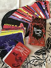 Brand New! Jonasa Jaus Stunning Tarot Deck - Rare OOP