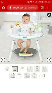 Skip Hop Baby Activity Center - Silver Lining Cloud