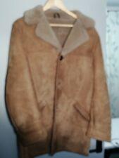 Men's Sheepskin coat medium