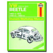Paper volkswagen beetle car service repair manuals ebay haynes manual volkswagen beetle 1300 1500 65 75 car workshop manuals book0039 fandeluxe