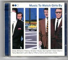 (GN10) Music To Watch Girls By, 38 tracks various artists - 1999 double CD