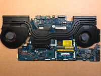 Dell Alienware 17 R4 Motherboard Intel i7-6700HQ CPU Radeon RX570M/8GB 2X6D6