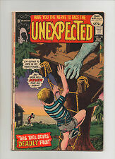 Unexpected #135 - Nick Cardy Art Monster In The Treehouse! - (Grade 7.0) 1972