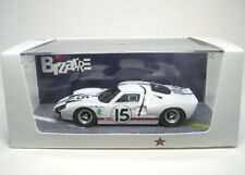 1/43 Bizarre Ford Gt40 #15 Team France - Le Mans 1966