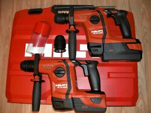 HILTI SDS Chuck for TE 6-A36 and TE 6-A22 Hammer Drills (fits new model ONLY)