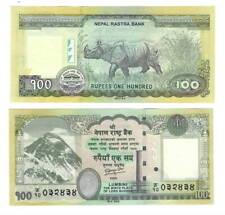 NEPAL 100 Rupees Banknote (2012) P-73 Paper Money UNC