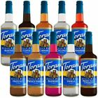 Sugar Free Torani Flavored Syrups Pick your favorite Flavor! [750 mL]