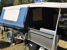 Camper trailer - Mario (Australian) - great for family camping