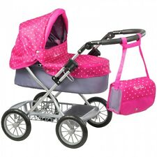 Silver Cross Dolls Ranger Pram & Bag
