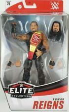Roman Reigns - Wwe Elite 79 Mattel Toy Wrestling Action Figure