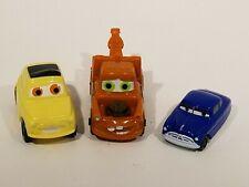 Disney Cars Kelloggs Energizer Vtg 2006 Promo 6 Pc Mix Lot Pixars Pullback Racer