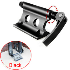 Black Cycling Carrier Quick-release Fork Lock Car Roof MTB Road Bike Rack Holder
