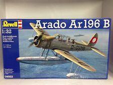 +++ REVELL Arado ar196b 1:32 04922