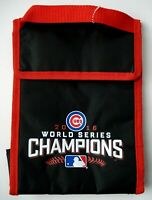 Chicago Cubs 2016 World Series Champions Forever Collectibles Lunch Bag NEW HTF