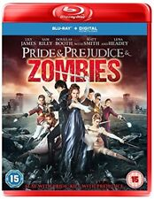 Pride and Prejudice and Zombies [Blu-ray] [2016] [DVD][Region 2]