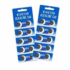 20 Hexbug-Compatible Batteries - Alkaline Cell - Lr44 - Ag13
