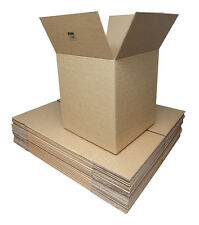 Double Wall Corrugated Cardboard Boxes 457 x 457 x 510mm (18x18x20ins)