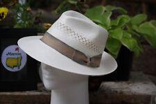 Brooklyn Hats - Panama Whippet Ivory One Great Hat - Small / Medium