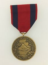 GENUINE Full Size American United States  FIRST NICARAGUAN Campaign Medal award