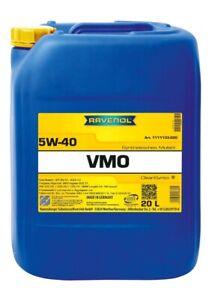 RAVENOL VMO SAE 5W-40 20 L