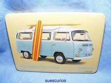 Volkswagen Camper Vehicle Garage Advertising Magnet NEW
