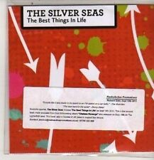 (DB985) The Silver Seas, The Best Things In Life - 2011 DJ CD