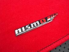 RED NISSAN 240SX S13 S14 S15 5PC SEMI CUSTOM FITMENT FLOOR MAT CARPET JDM SET