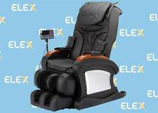 New ELECTRIC MASSAGE CHAIR MASSAGER Black AQUA MODEL